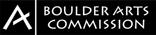 Boulder Arts Commission logo