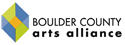 Boulder County Arts Alliance logo
